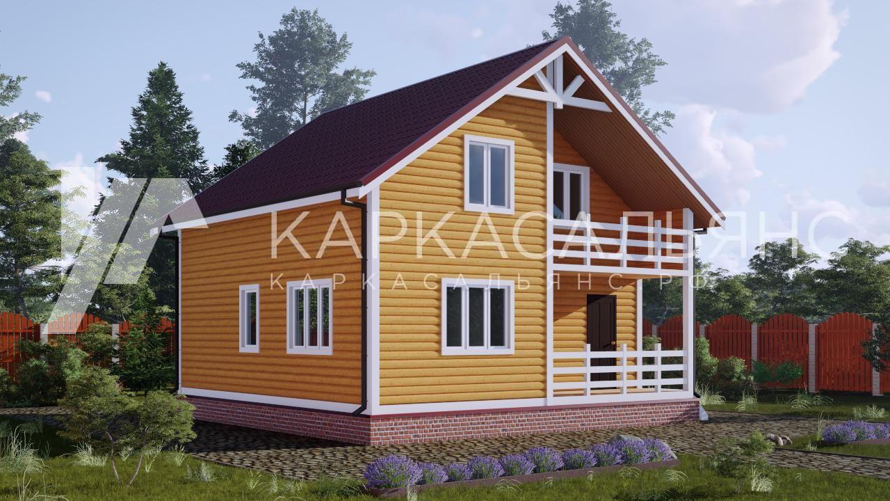"""Проект дома """"Лахти"""" - фото 2"""