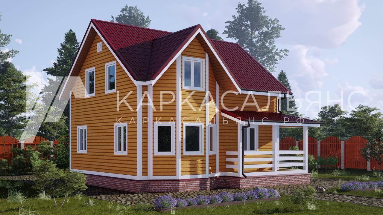 """Проект дома """"Нильсия"""" - фото 2"""
