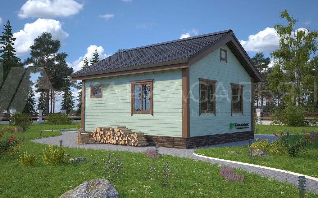 """Проект дома """"Карьяла"""" - фото 2"""