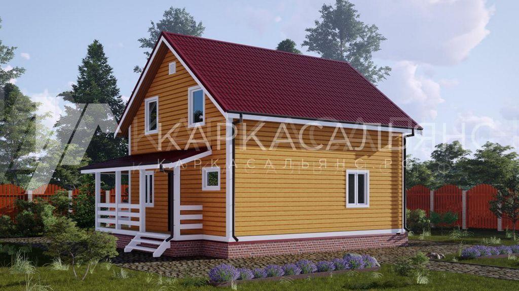 """Проект дома """"Нильсия"""" - фото 3"""