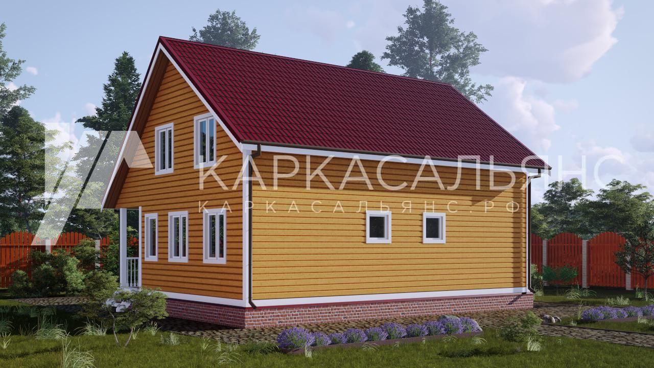 """Проект дома """"Виктория"""" - фото 3"""