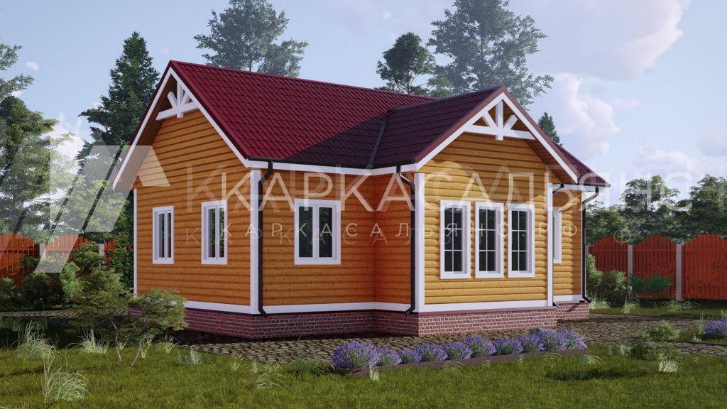"""Проект дома """"Дэльфия"""" - фото 2"""
