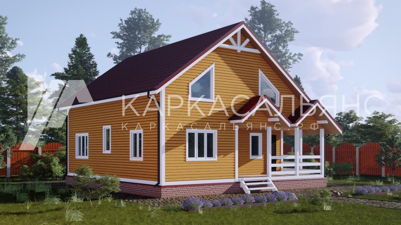"""Проект дома """"Каяни"""" - фото 2"""