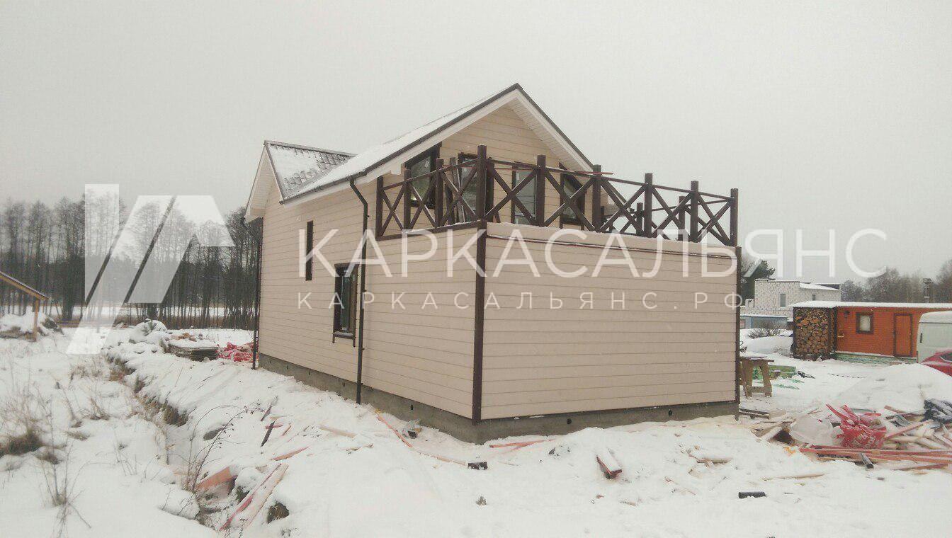 """Проект дома """"Ричмонд"""" - фото 7"""