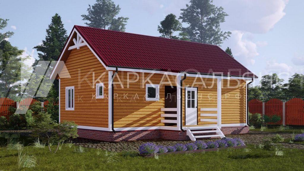 """Проект дома """"Дэльфия"""" - фото 3"""