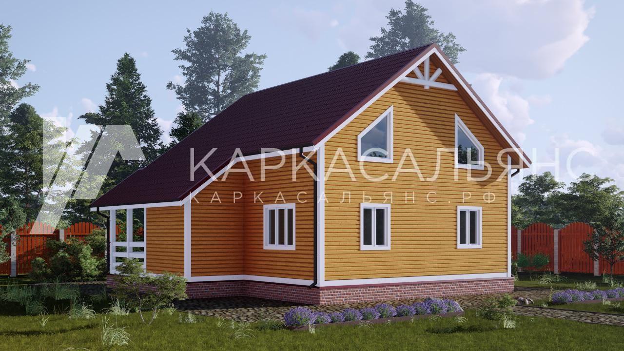 """Проект дома """"Каяни"""" - фото 3"""
