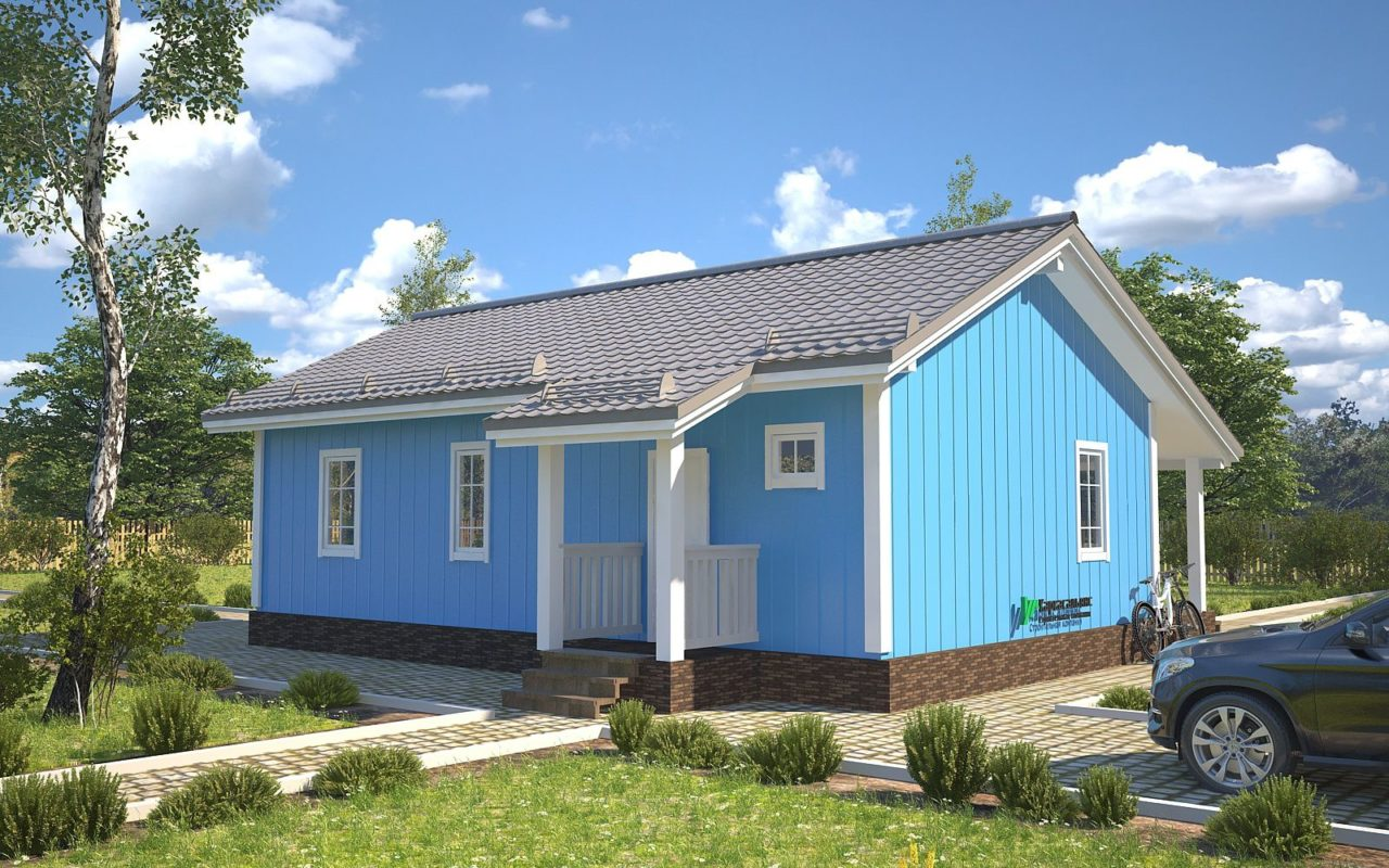 "Проект дома ""Алаярви"" - фото 8"