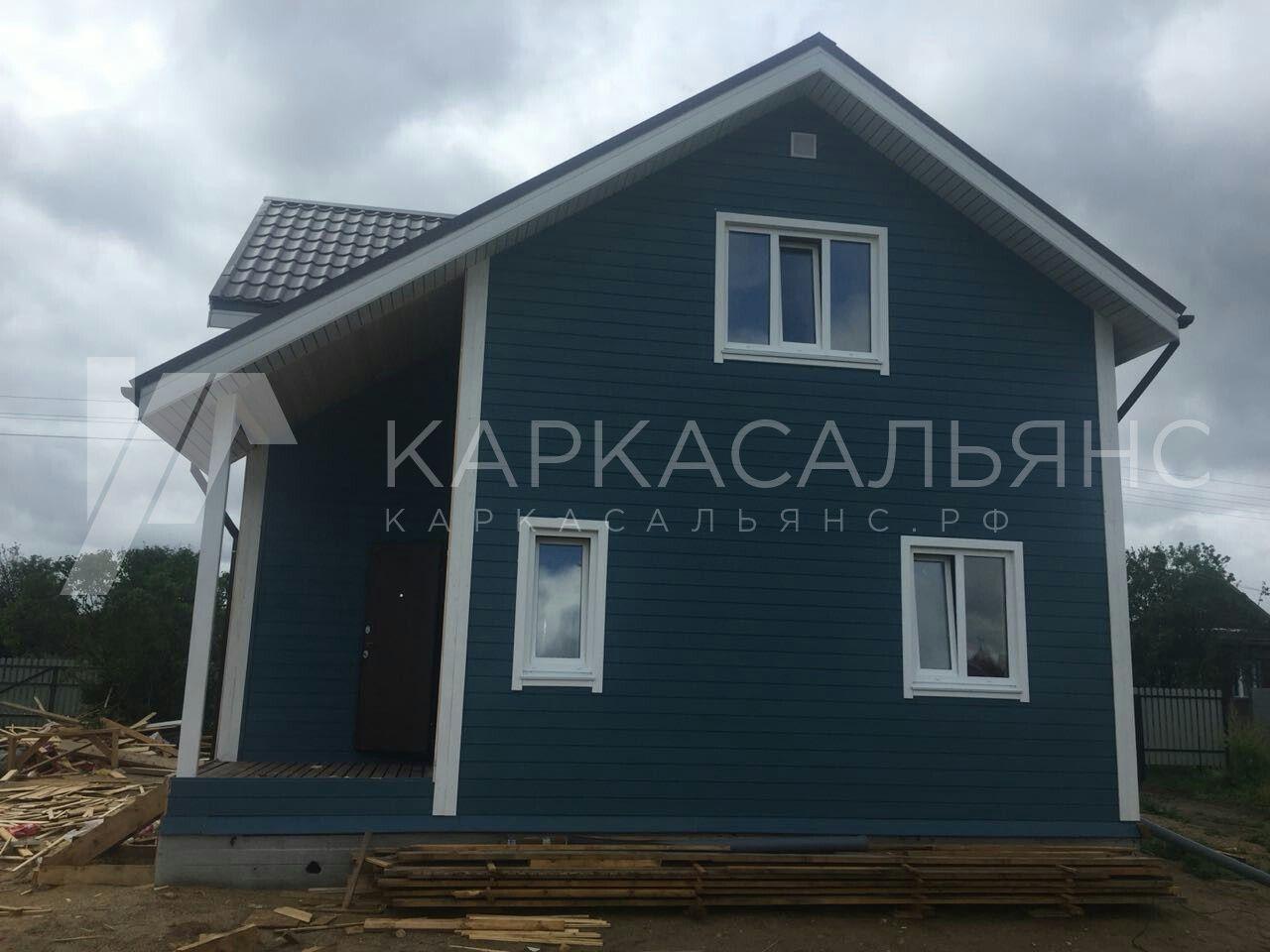 """Проект дома """"Виктория"""" - фото 12"""