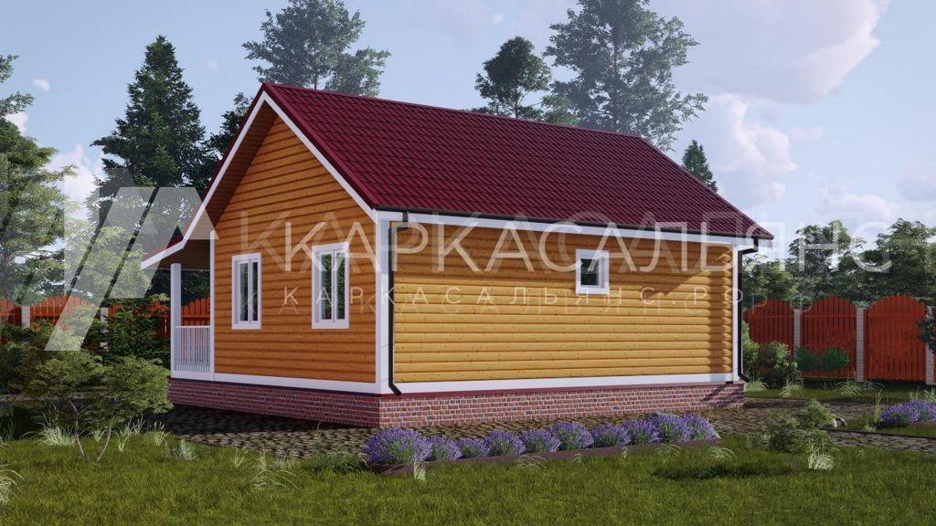 """Проект дома """"Муокса"""" - фото 3"""