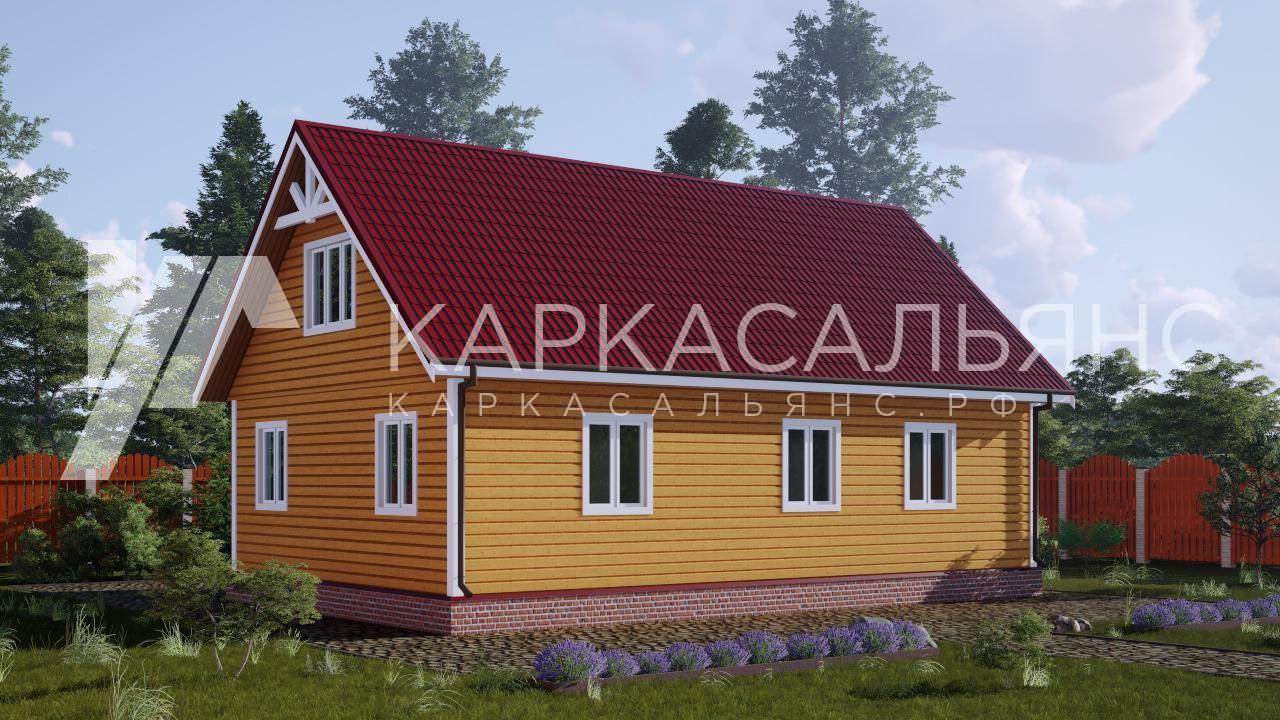 """Проект дома """"Шуя"""" - фото 3"""