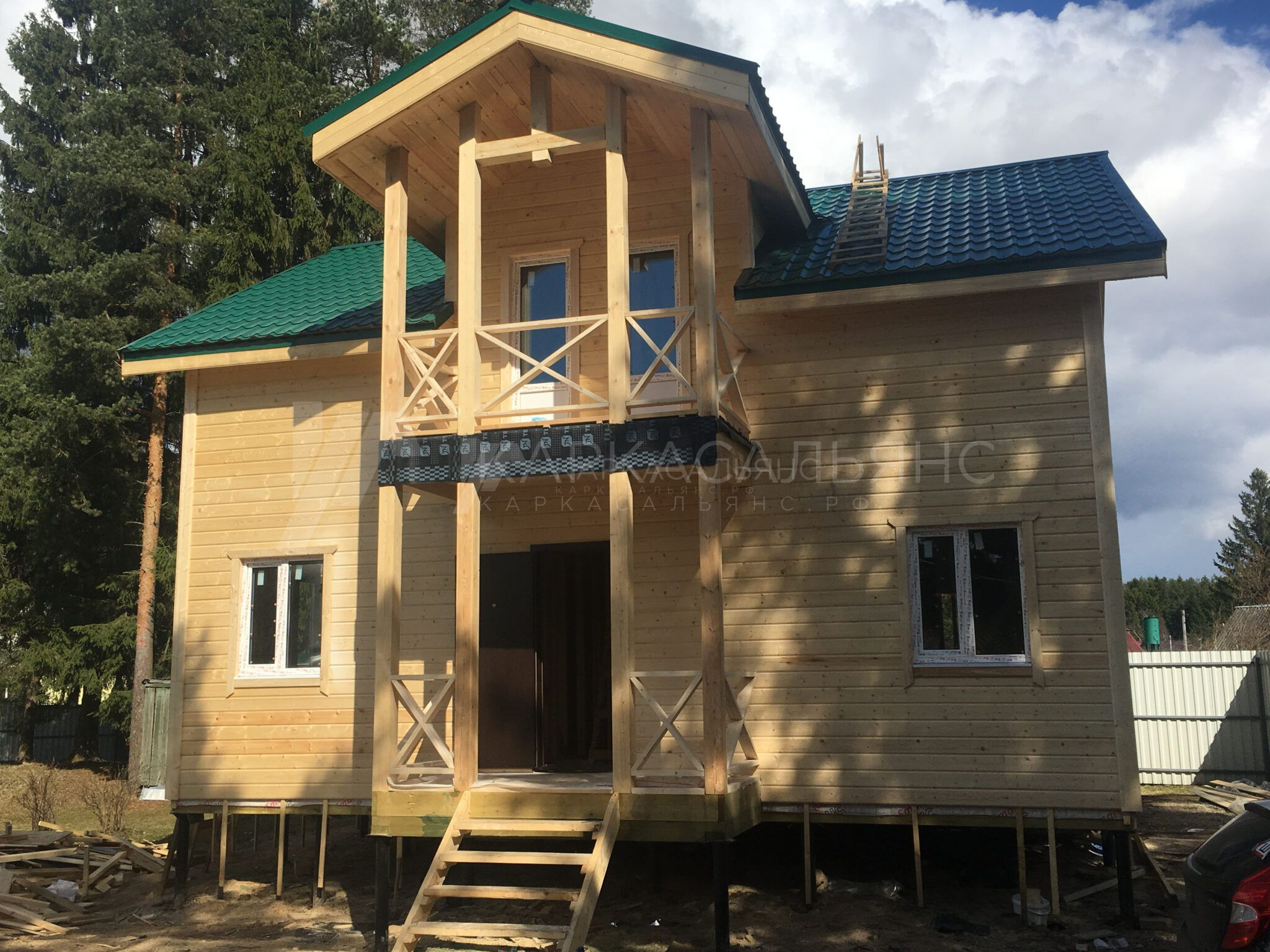 """Проект дома """"Шуя"""" - фото 10"""