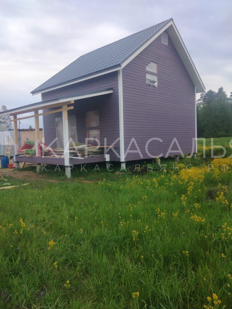 "Проект дома ""Канада"" - фото 10"