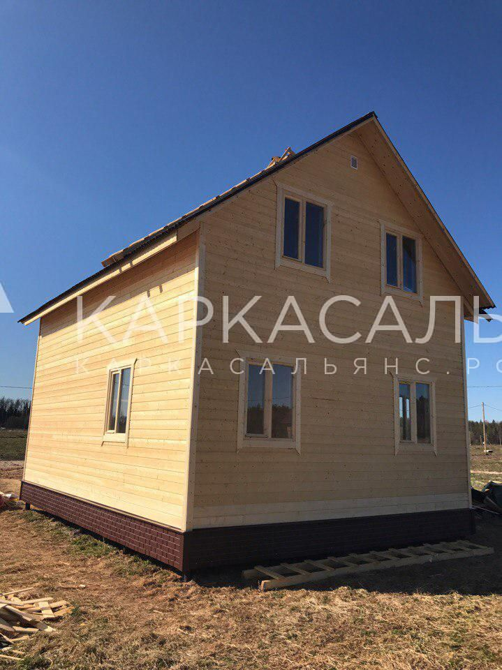 """Проект дома """"Нильсия"""" - фото 12"""