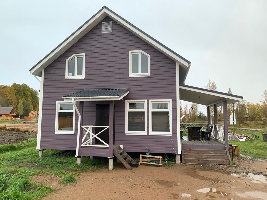 "Проект дома ""Канада"" - фото 7"