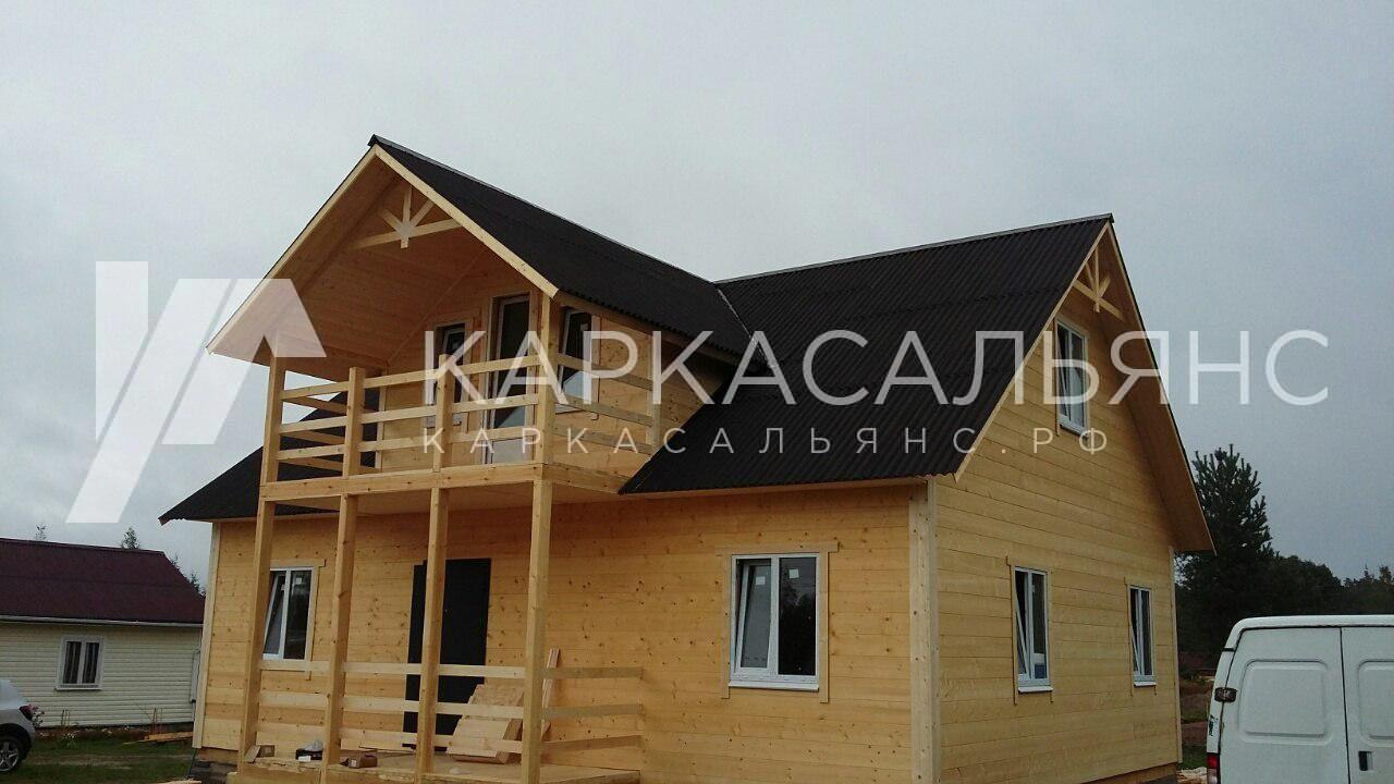 """Проект дома """"Шуя"""" - фото 6"""