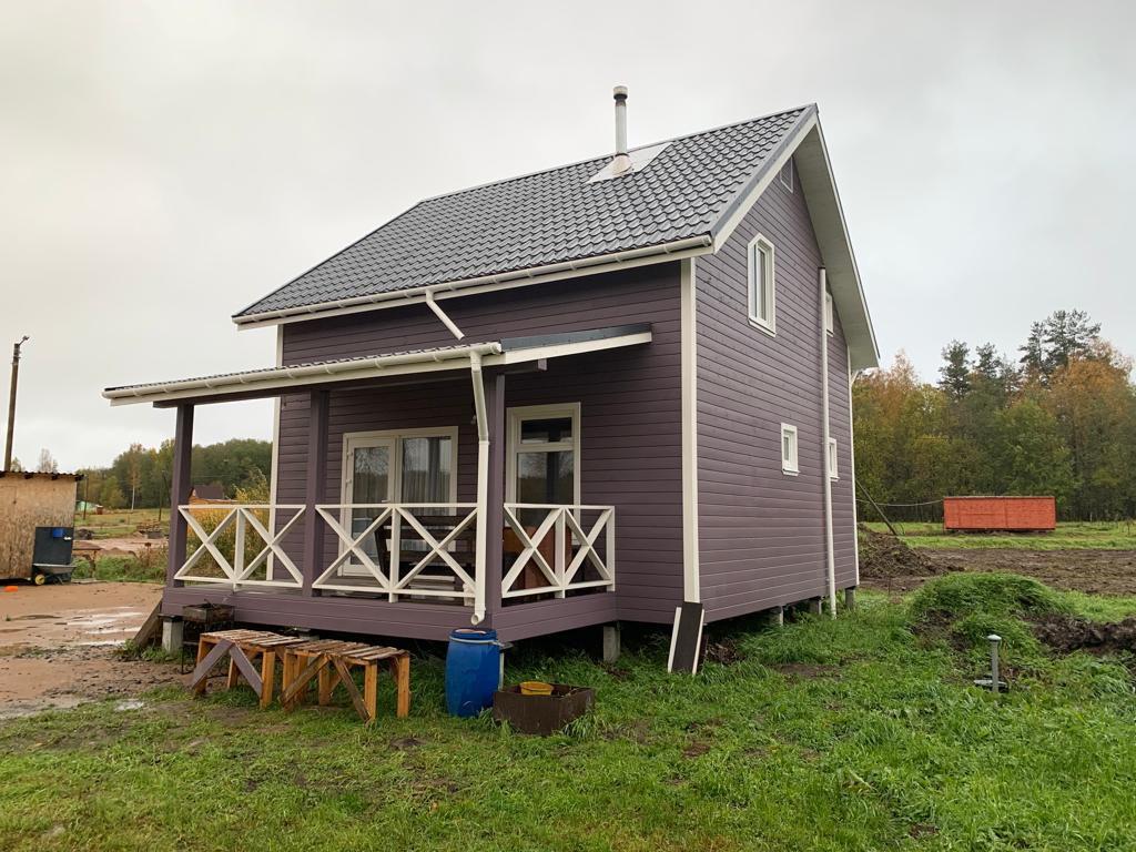 "Проект дома ""Канада"" - фото 9"