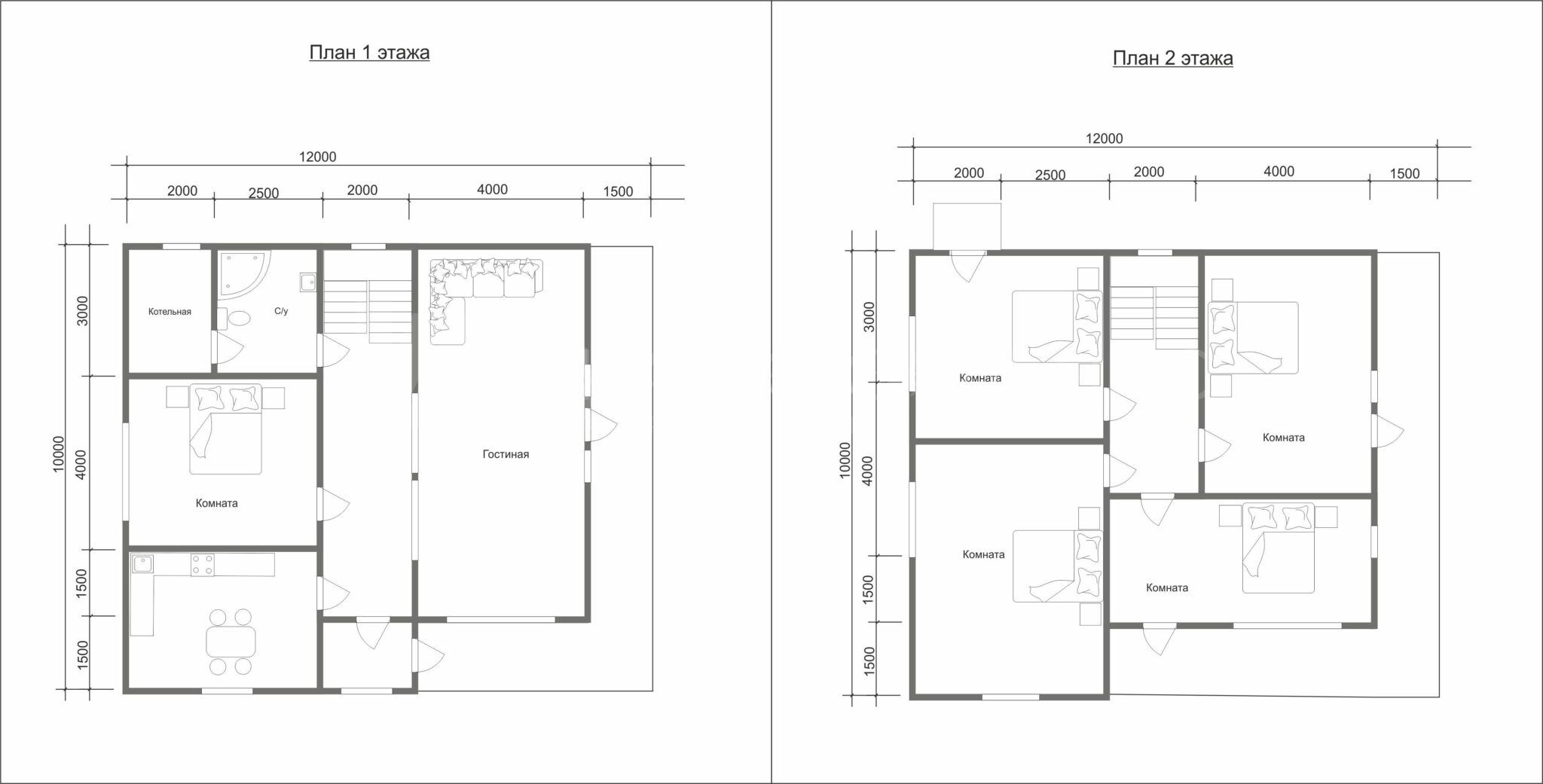 """Проект дома """"Сепия"""" - фото 9"""