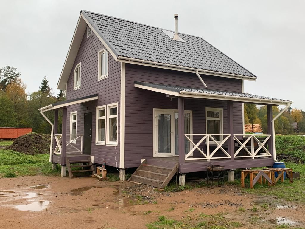 "Проект дома ""Канада"" - фото 8"