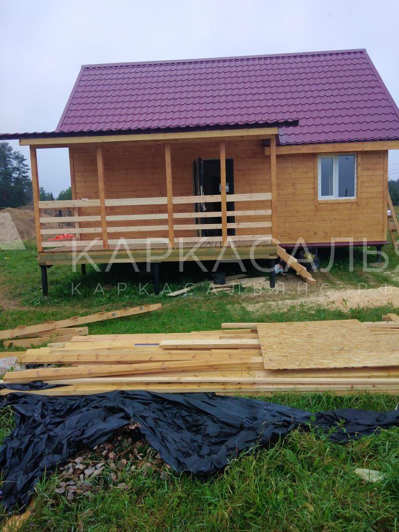"""Проект дома """"Голден"""" - фото 10"""