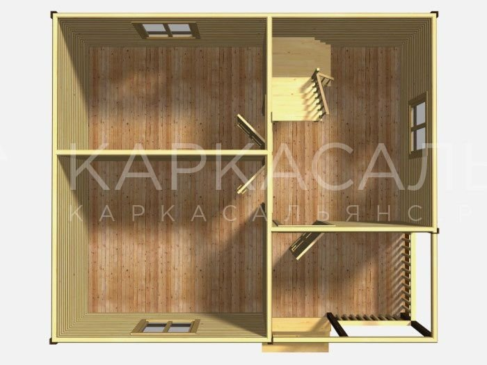 """Проект дома """"Барри"""" - фото 2"""