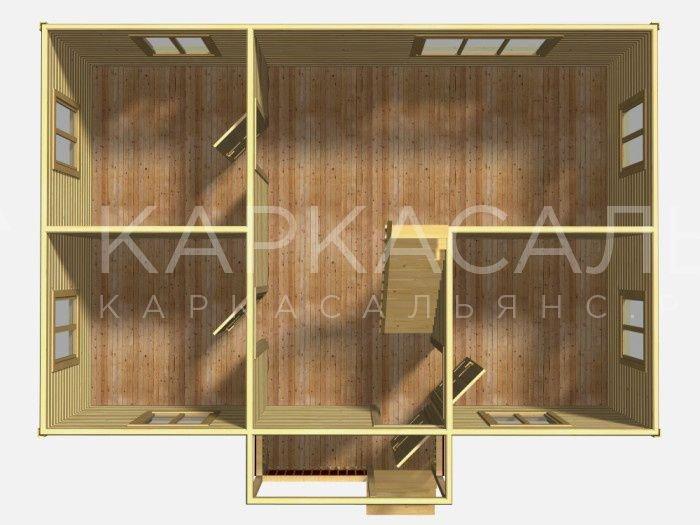 """Проект дома """"Маккензи"""" - фото 2"""
