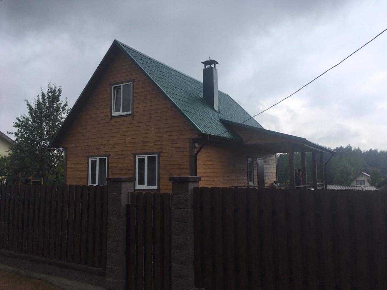 Дом из бруса в Витебске - фото 4